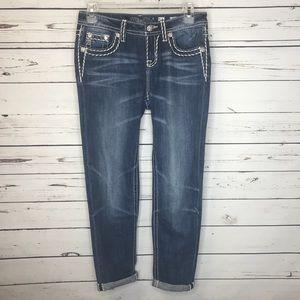 Miss Me Denim mid rise jeans SZ: 32